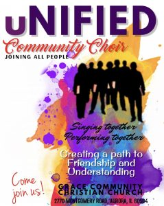 uNIFIED Choir no dates